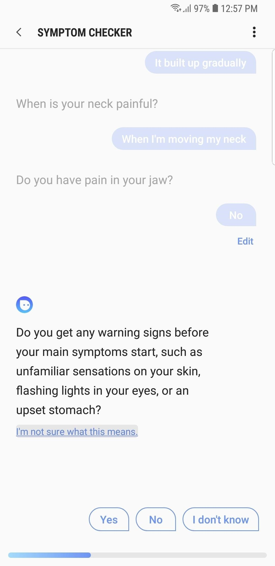 How to Use Samsung Health to Diagnose Symptoms from the Privacy of Your Phone