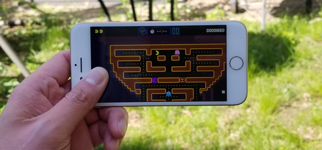 This Soft-Launched Game Lets You Create & Share Pac-Man Mazes on Your iPhone