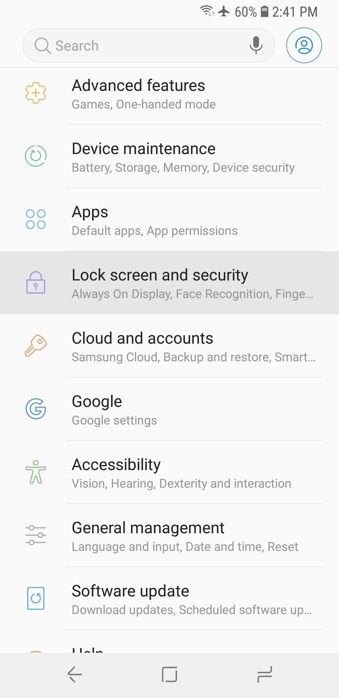 How to Change the Lock Screen Shortcuts on Your Galaxy S9