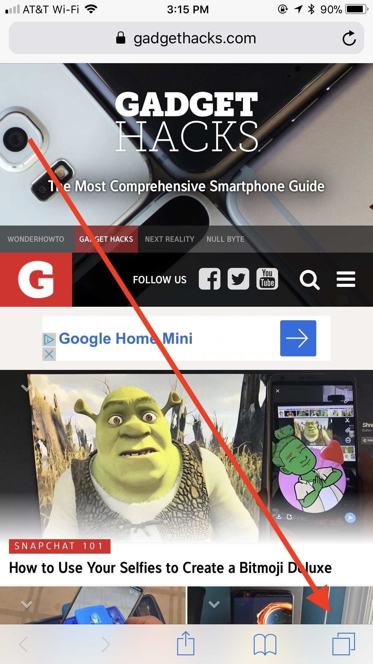 Safari 101: How to Open a Recently Closed Tab Without Digging Through Your Browser History