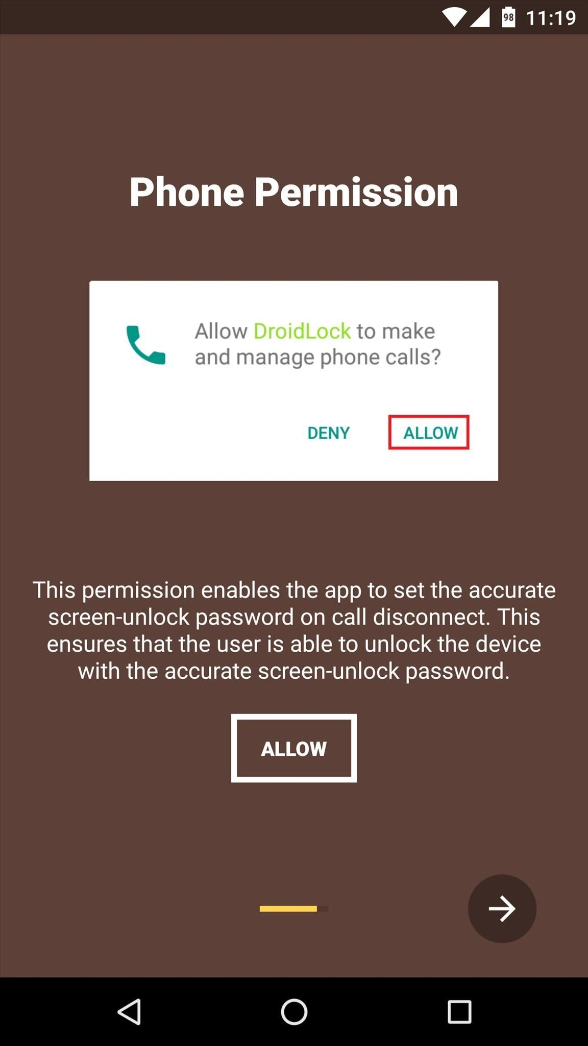 Keep Your Android Super Secure with a PIN That Changes with the Time
