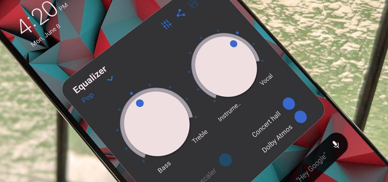 Add an Audio Equalizer to Your Galaxy's Volume Panel
