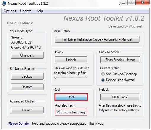How to Update Your Rooted Nexus to Android 4 4 4 Without Losing Any