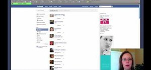Remove friends and acquaintances from Facebook