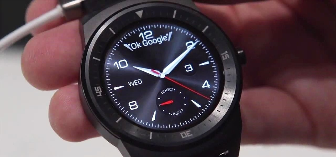 LG Introduces the G Watch R