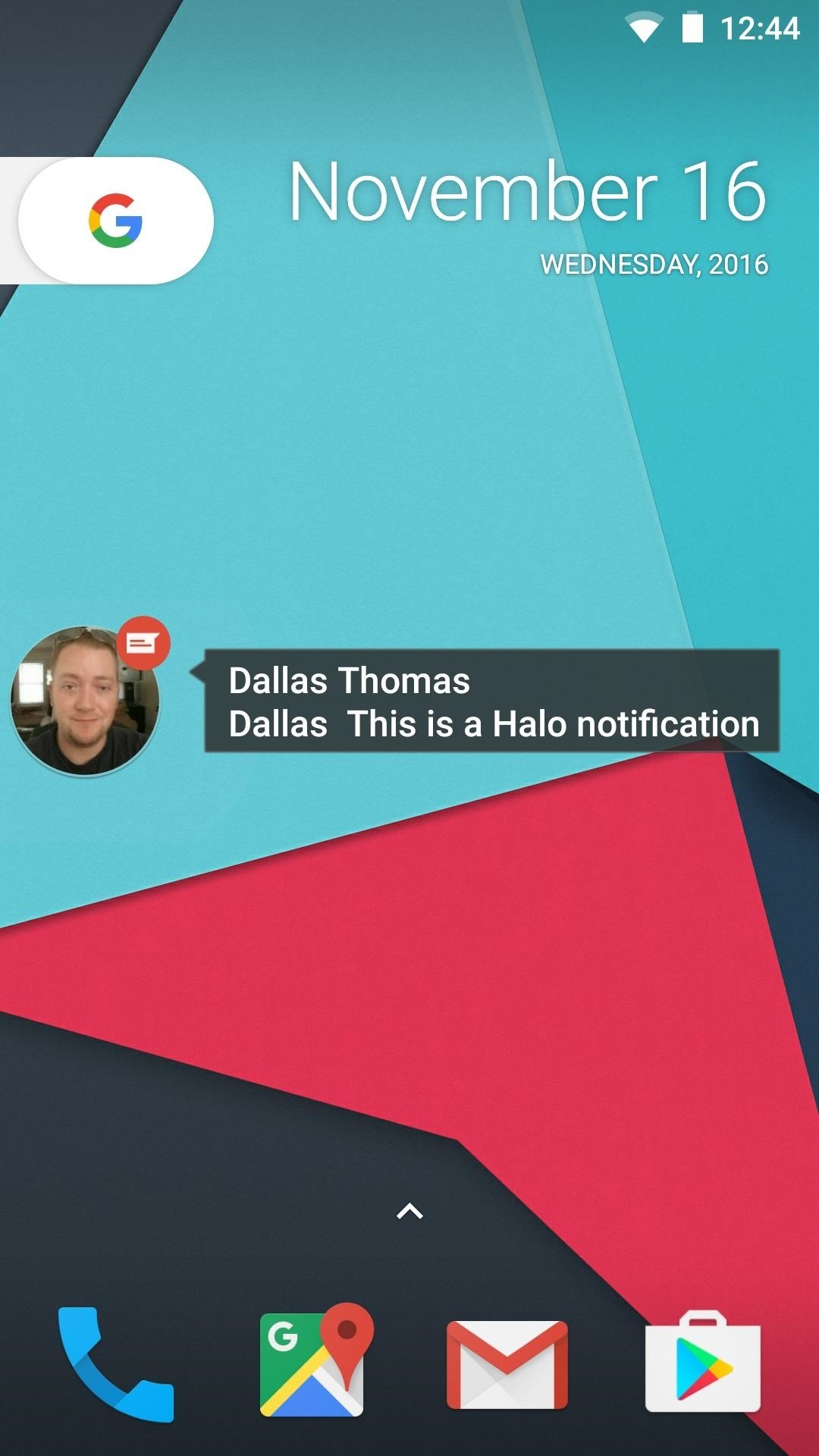 How to Get Paranoid Android's Halo & Pie Controls on Any Phone