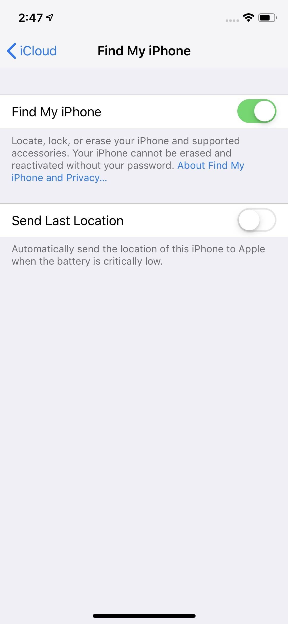 How to set up Find my iPhone forever to keep track of your iOS device