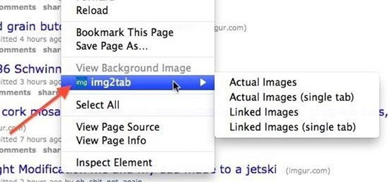 Use This Browser Extension to Open All Images on the Current Page in a New Tabbed Window