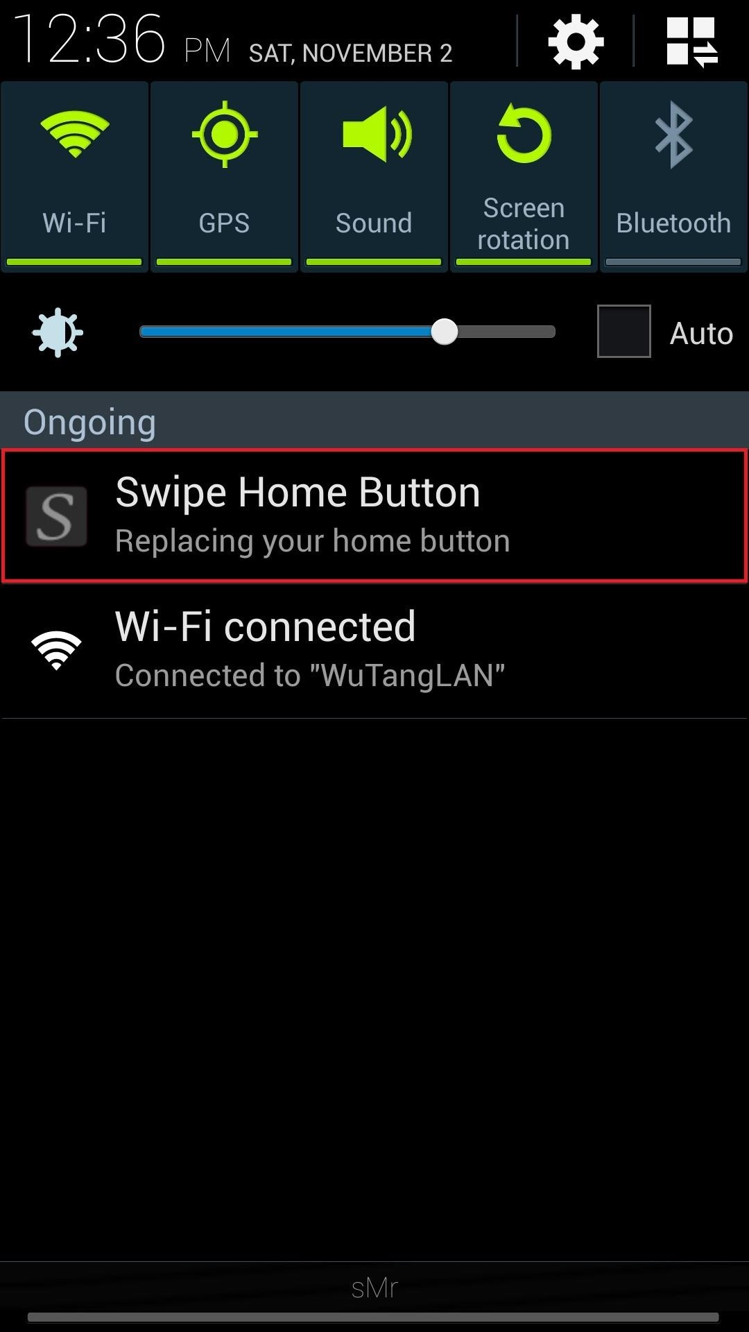 My Friends Told Me About You / Guide android home button pressed