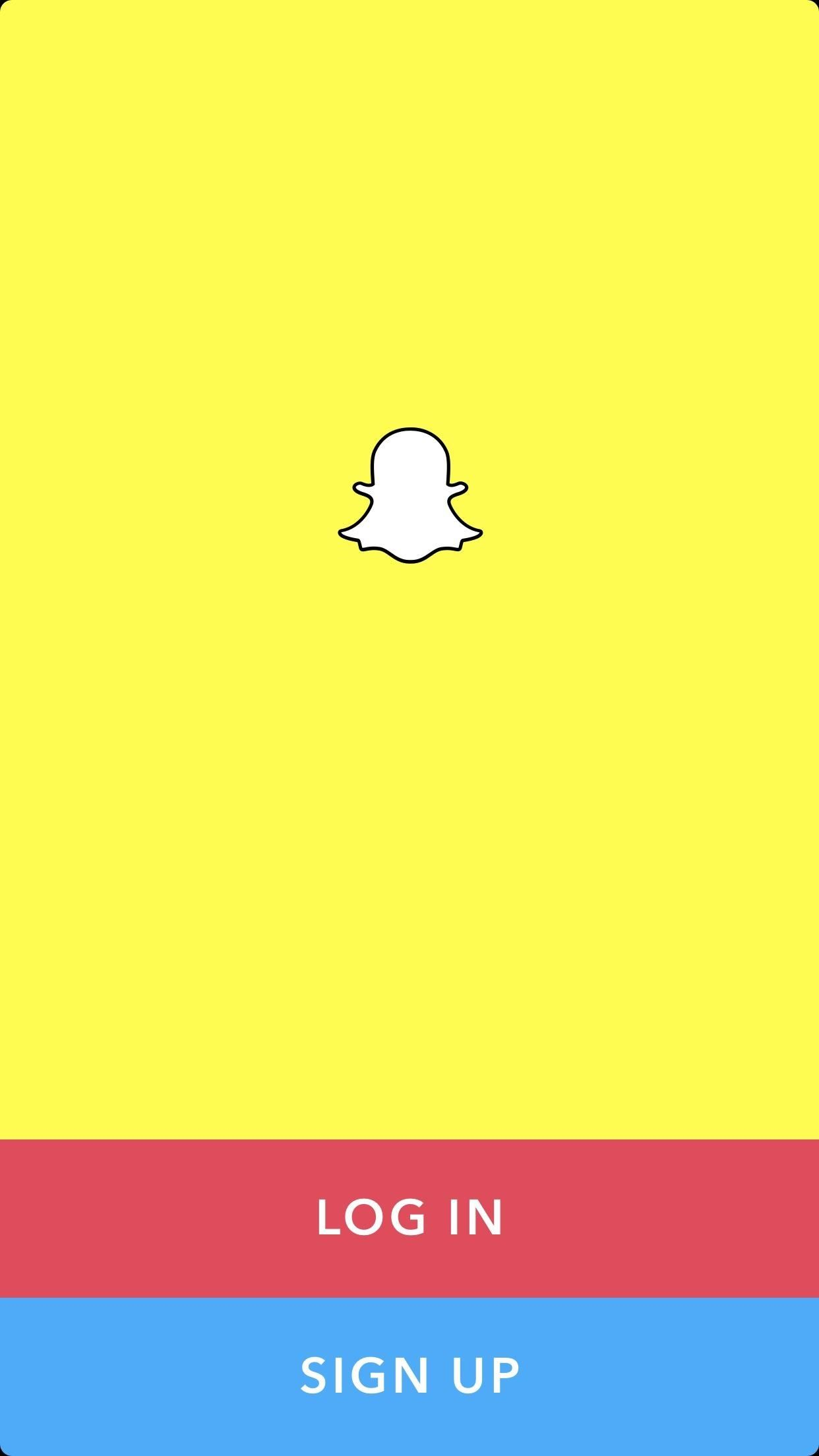 Like this save Snapchats without being caught on your iPhone - No jailbreak required