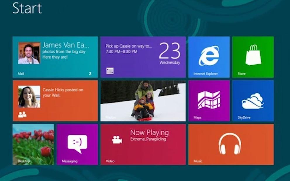 How to Add an Actual Shutdown Button to the Windows 8 Start Screen