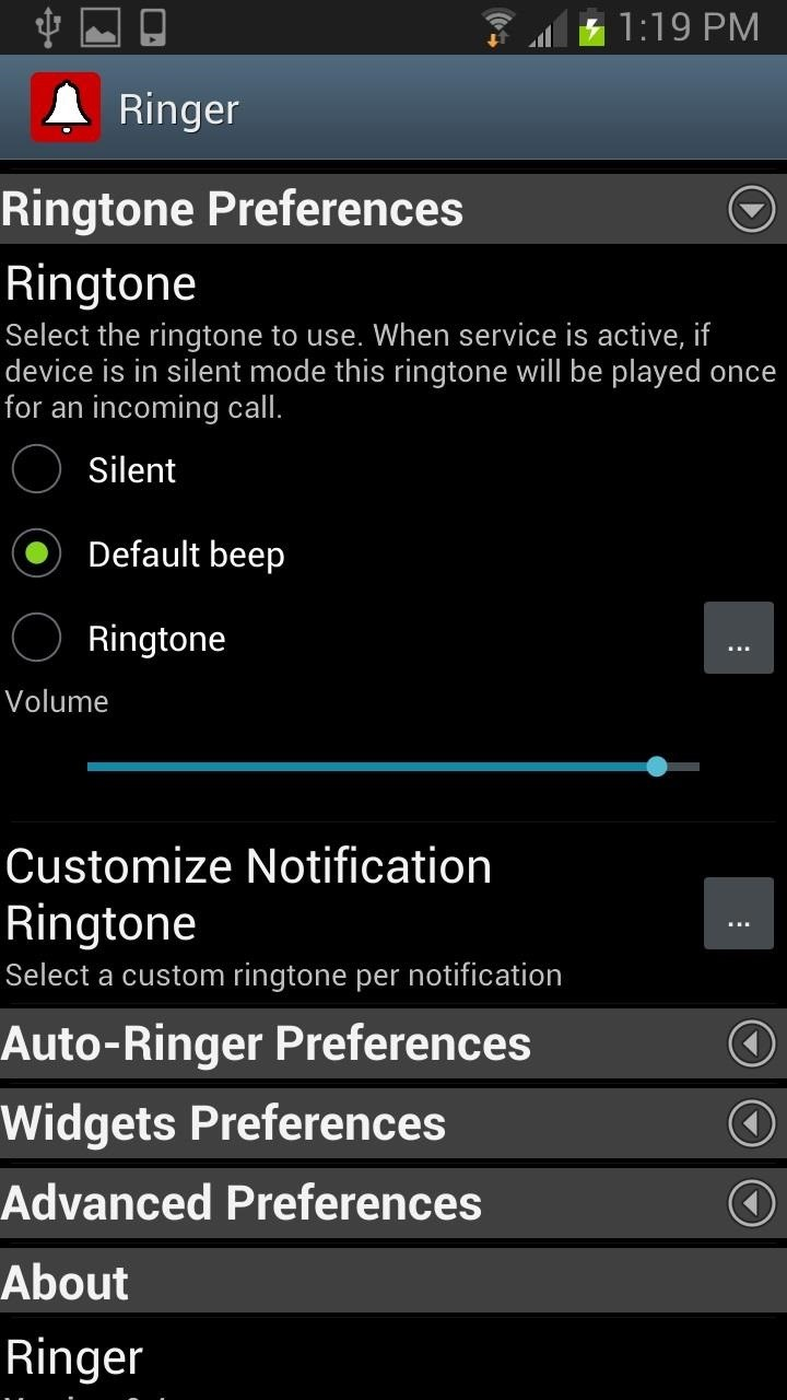 How to Customize the Ringer Based on Calendar Events on Your Samsung Galaxy S3