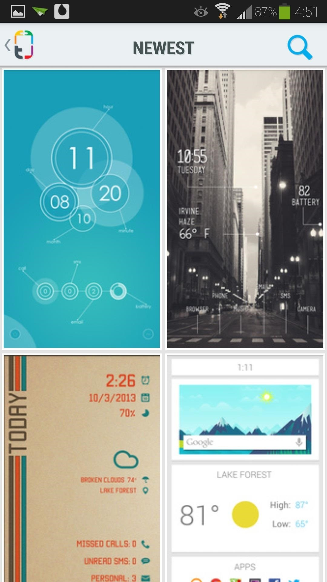 Give Your Samsung Galaxy S4 a Facelift with a New Home Screen Theme of Your Choice