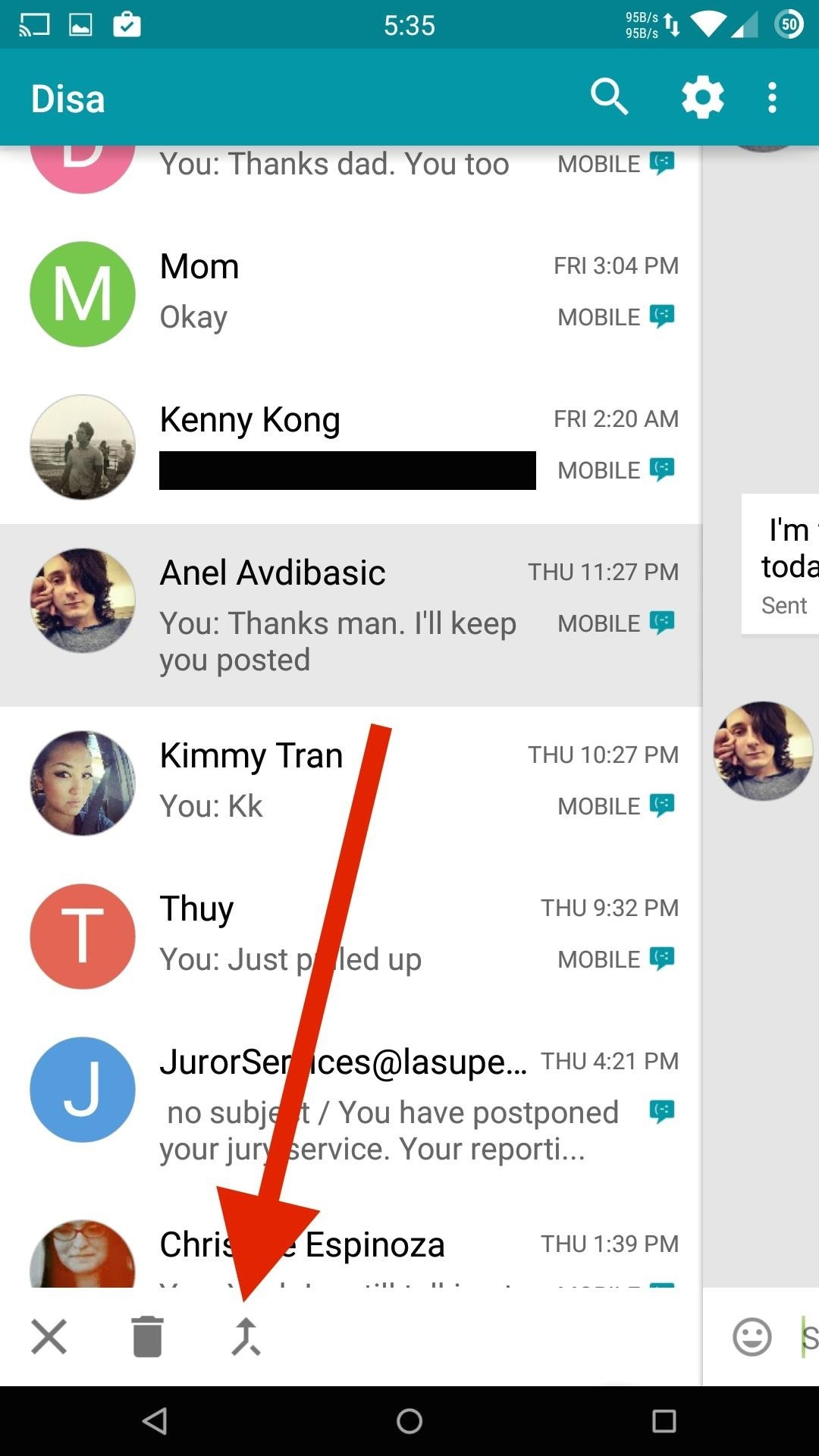 Combine WhatsApp, Facebook, & Other Messengers into One App