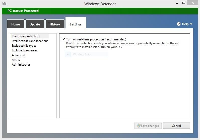How to Scan Removable Drives for Malware with Windows 8's Built-In Antivirus Scanner