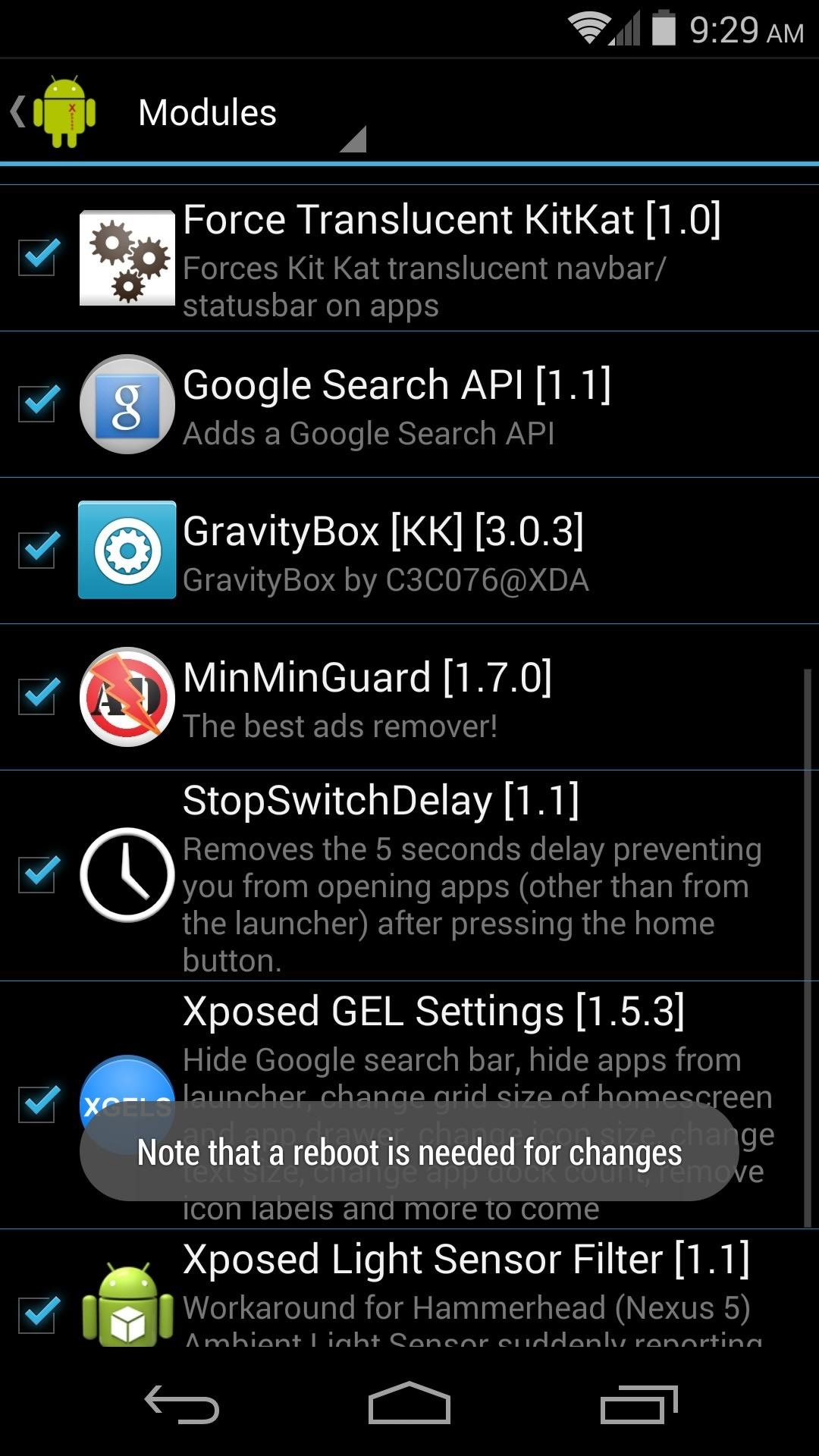 How to Force Any App to Use Translucent Nav & Status Bars on Your Nexus 5