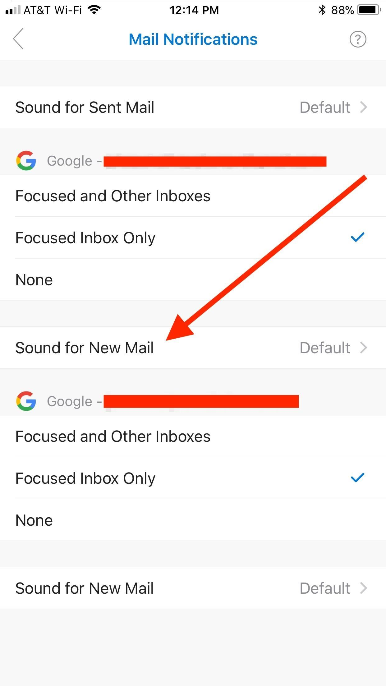 Outlook 101: How to Customize Notifications & Alert Sounds for Individual Accounts
