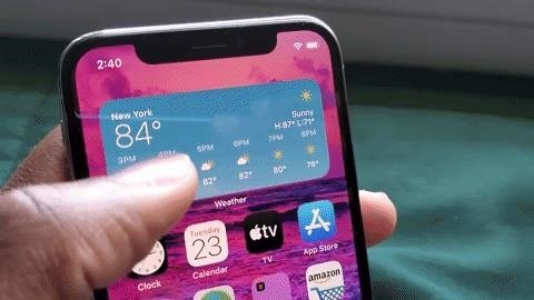 How to Add Widgets to Your iPhone's Home Screen in iOS 14