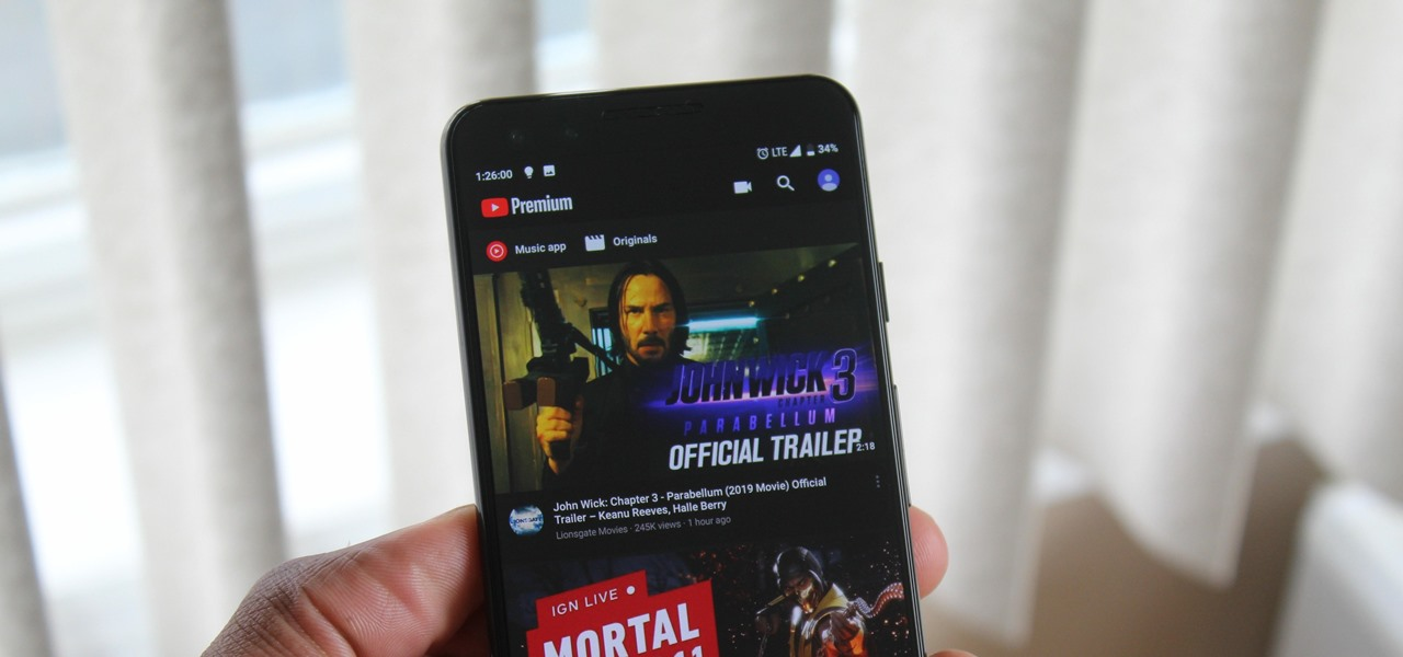 Get Custom Themes for YouTube on Android — Even a True Black OLED Theme