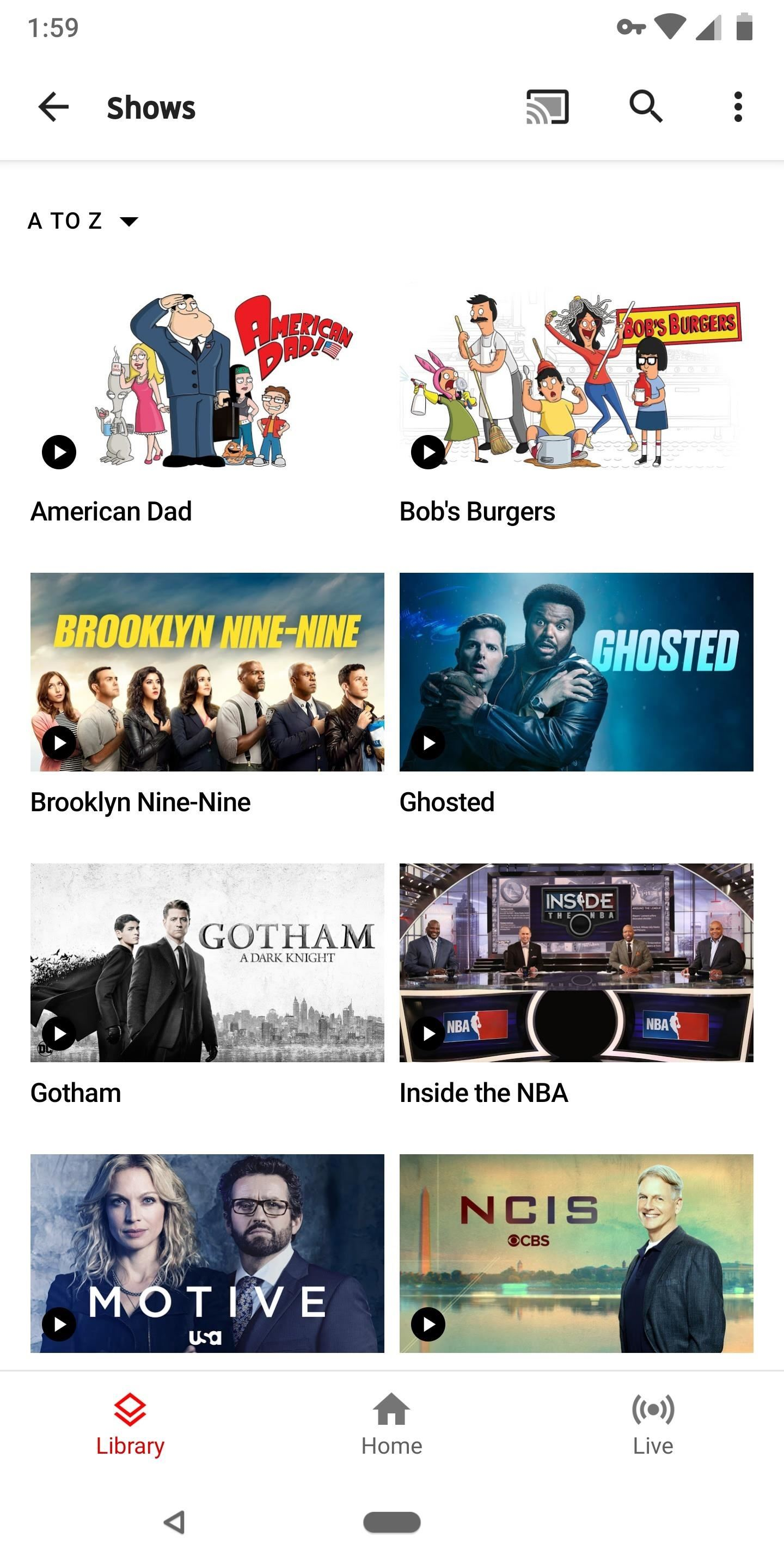 The 5 Best Streaming Cable Apps for Watching Live TV on Your Phone