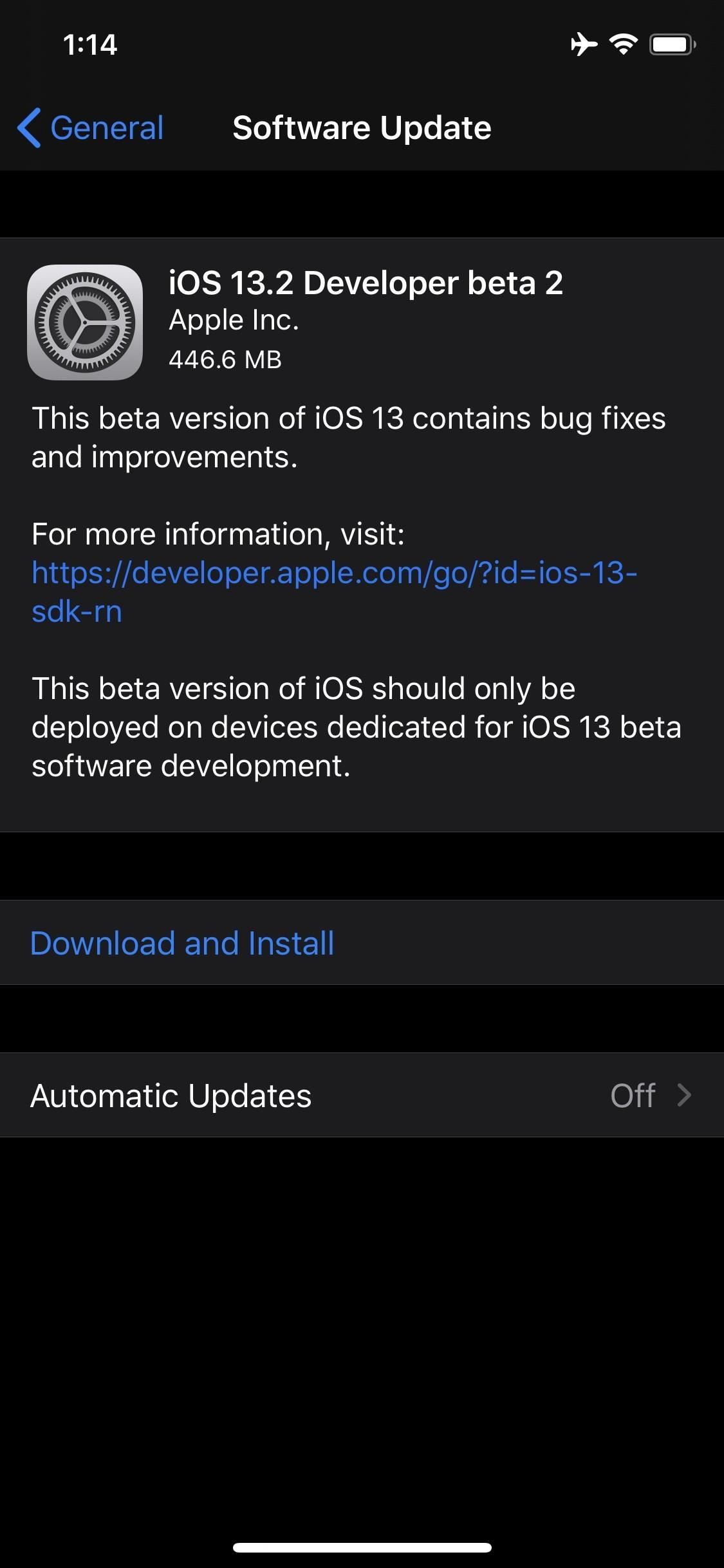 Apple Released iOS 13.2 Developer Beta 2 for iPhone Introduces New Emoji