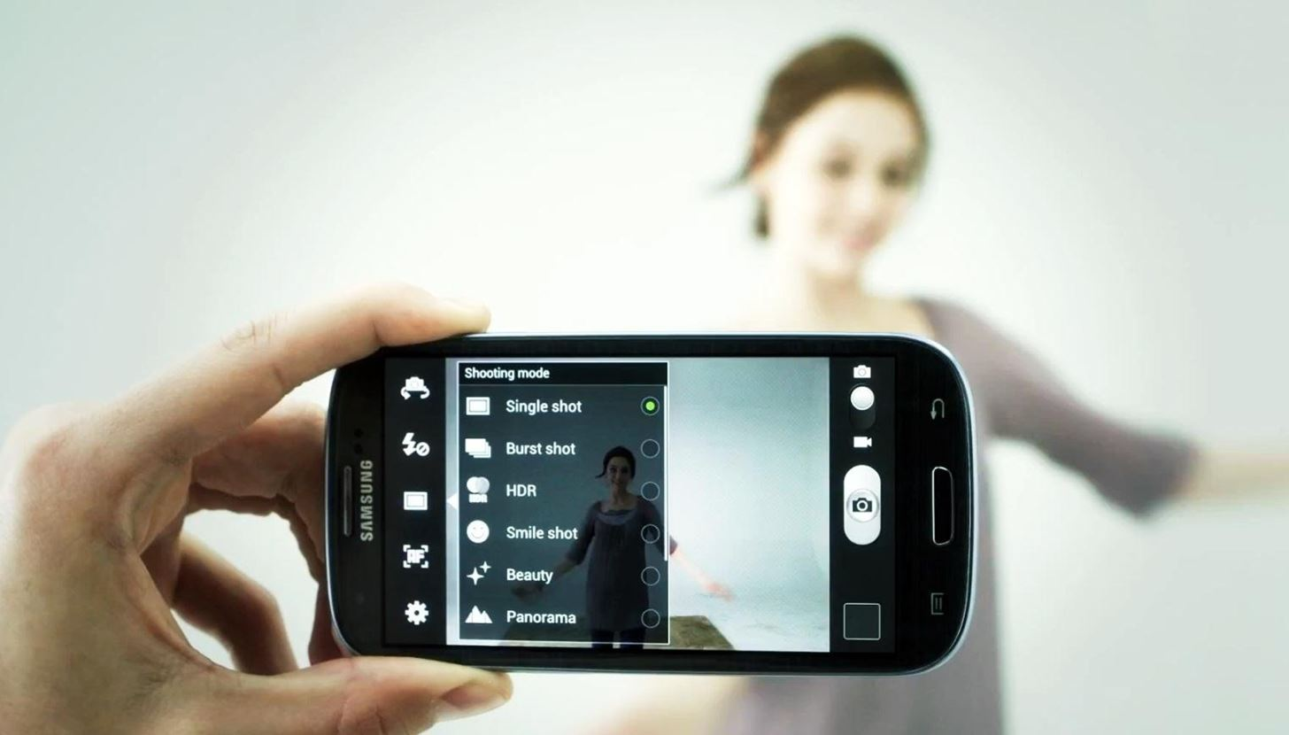 How to Silence the Annoying Camera Shutter Sound on Your Samsung Galaxy S3