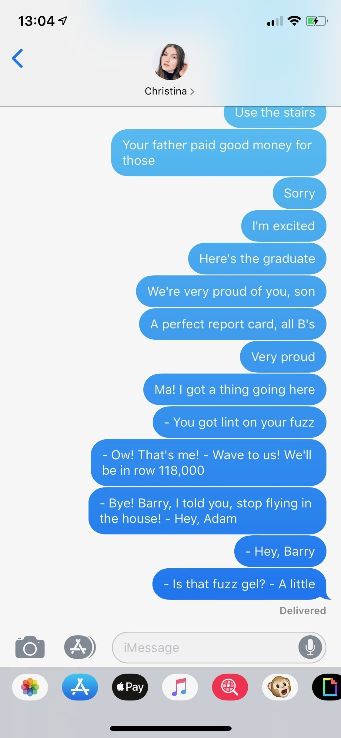 Annoy your friends on iMessage with a flood of automated texts