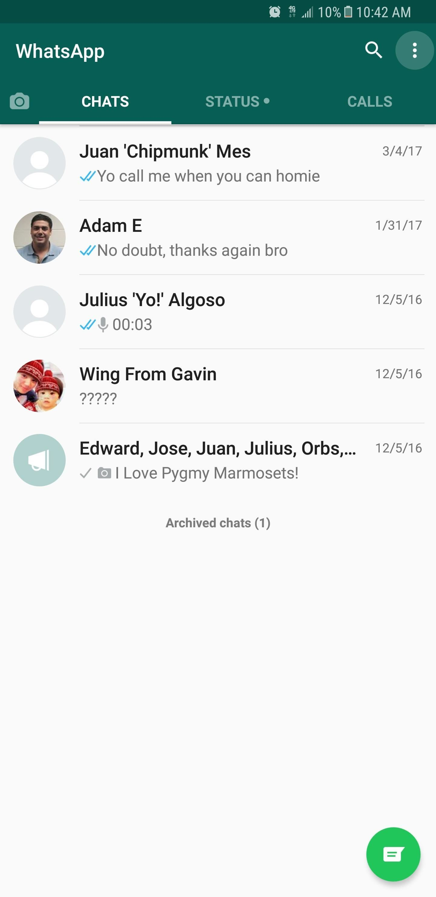 Whatsapp 101 How To Broadcast Messages To Multiple Contacts