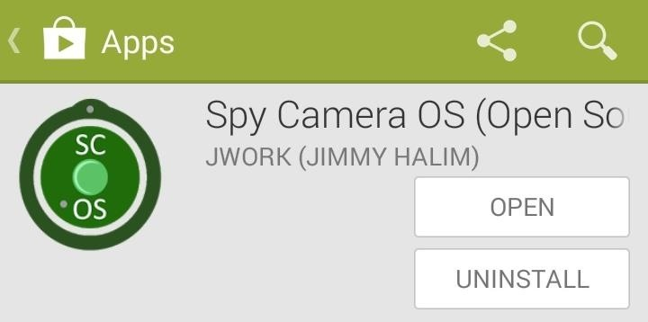 How to Take Spy Photos & Videos with Your Galaxy S3 or Other Android Phone