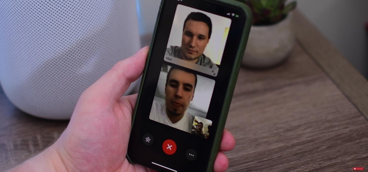 Group FaceTime Isn't Coming with iOS 12 After All