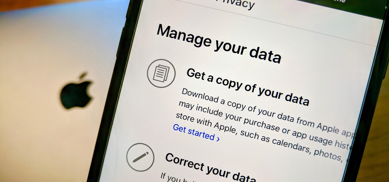 You'll Soon Be Able to Download All the Data Apple Has on You — Here's How to Get It & How It Works