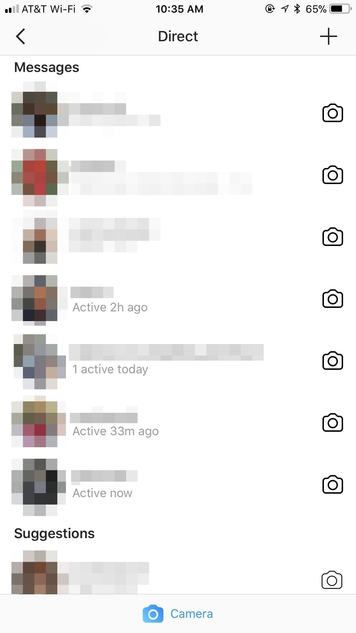 How to disable instagrams creepy activity status feature if youd like to be exempt from this arguably unnecessary invasion of privacy just go to options start by tapping on your profile picture in the ccuart Gallery