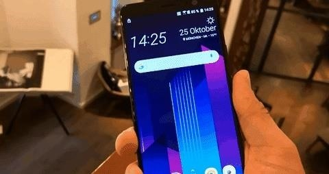 Translucent HTC U11 Plus Bares All in Leaked Video