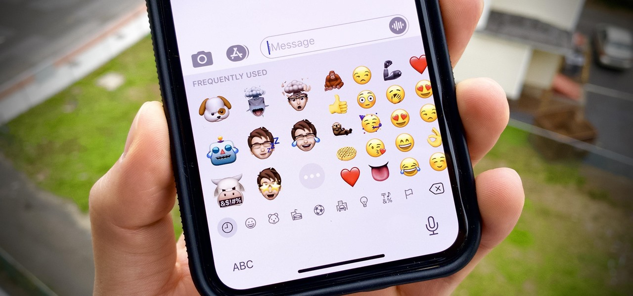 There's Finally a Way to Disable Those Annoying Memoji