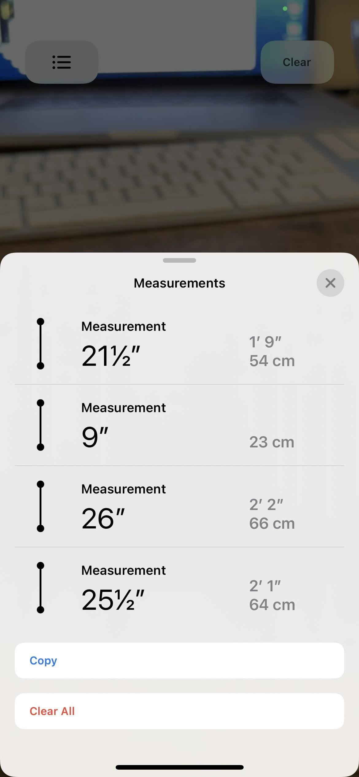 5 Improvements in iOS 14's Measure App That Are Only for the iPhone 12 Pro & 12 Pro Max