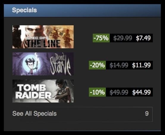 How to Instantly Be Notified When a Must-Have Steam Game Drops to a Price You Can Afford