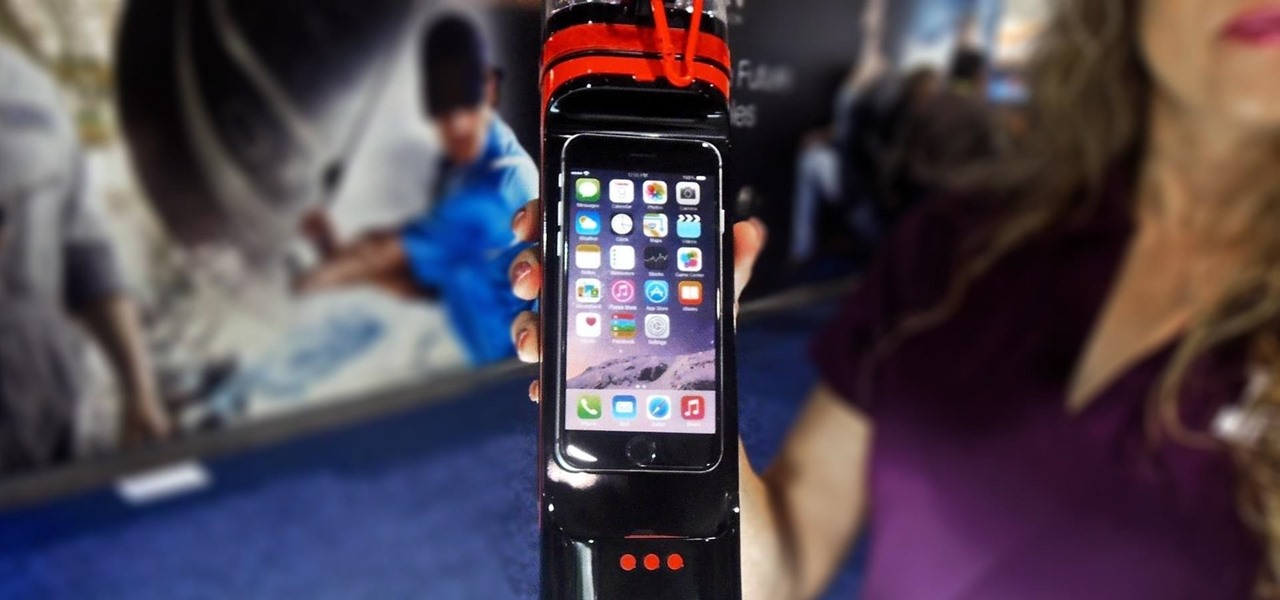 The Swiss Army Knife of Sports Bottles Plays Music & Holds Your Phone, Cash, Keys, & More