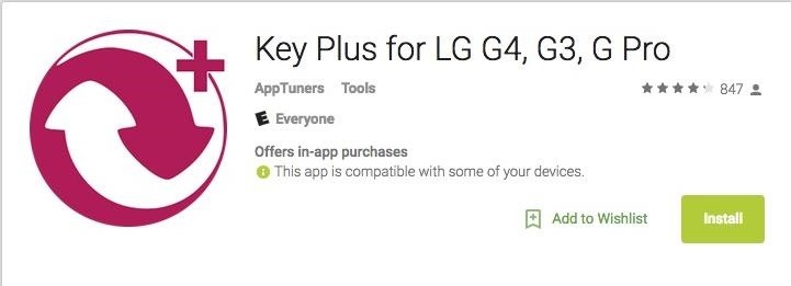 How to Change the App Launched with the Shortcut Key on LG Devices
