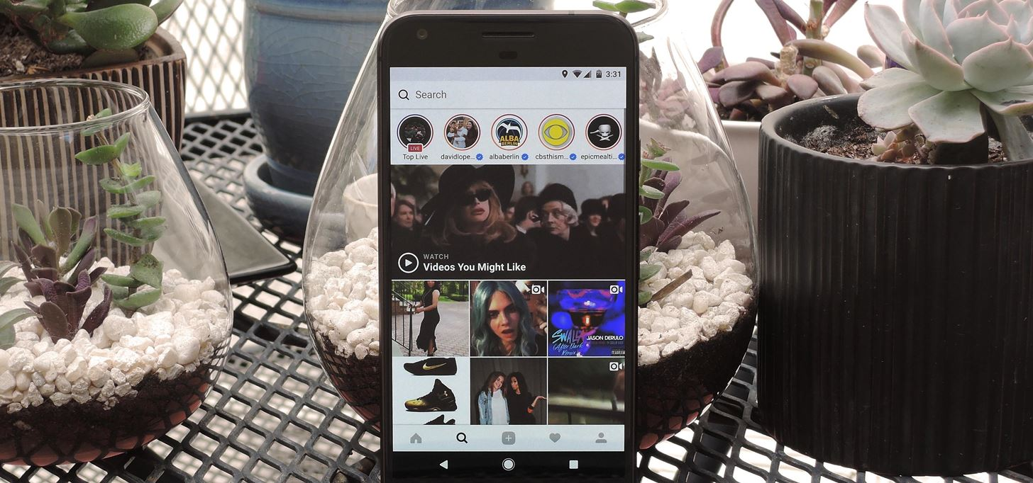 Insta-Stalking Ramps Up a Notch with Location Stickers