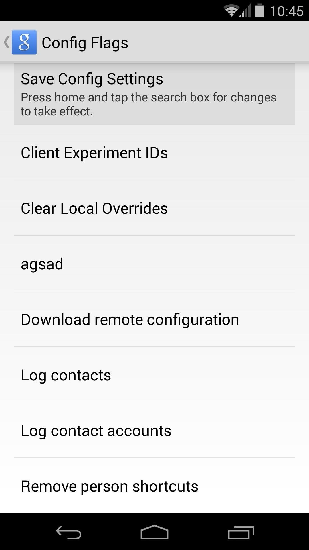 """How to Enable """"OK, Google"""" Hotword Detection on Any Screen in Android KitKat"""