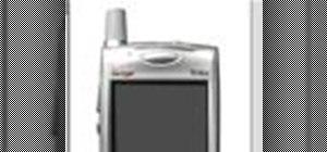 Use a Palm Treo 650