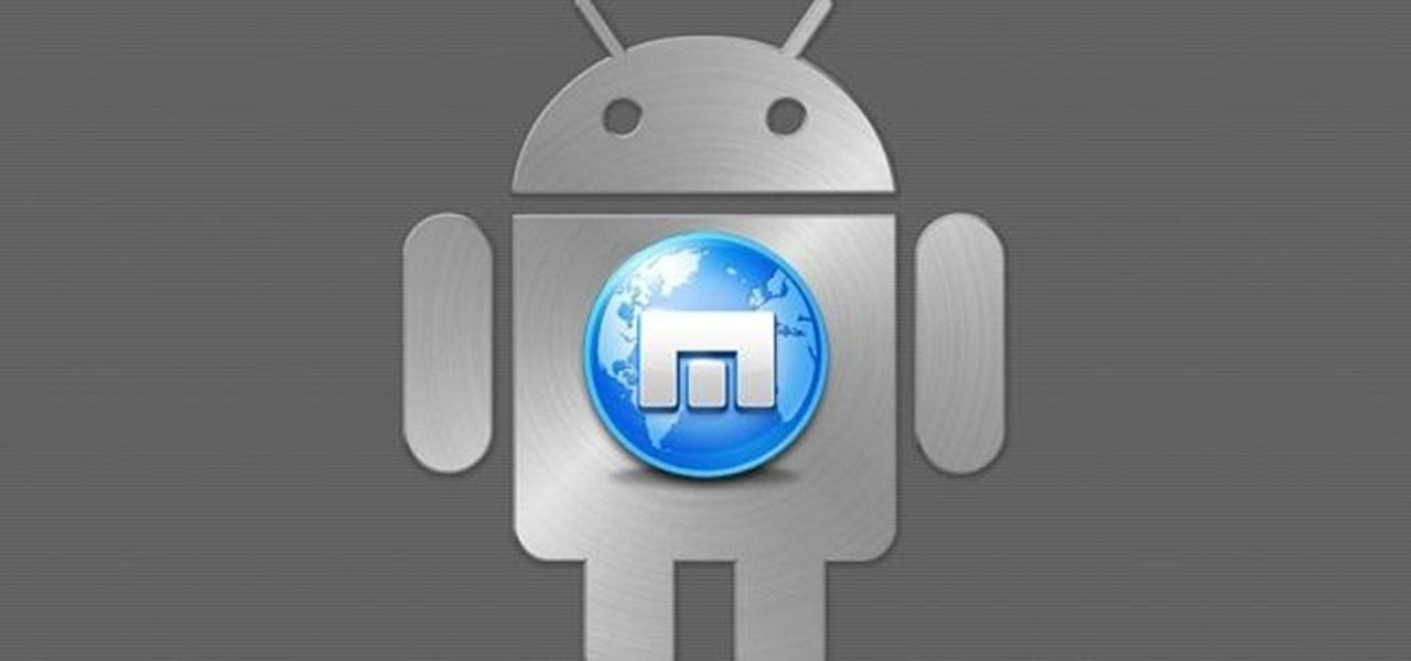 Create a Personalized Web Browser for Your Android Device