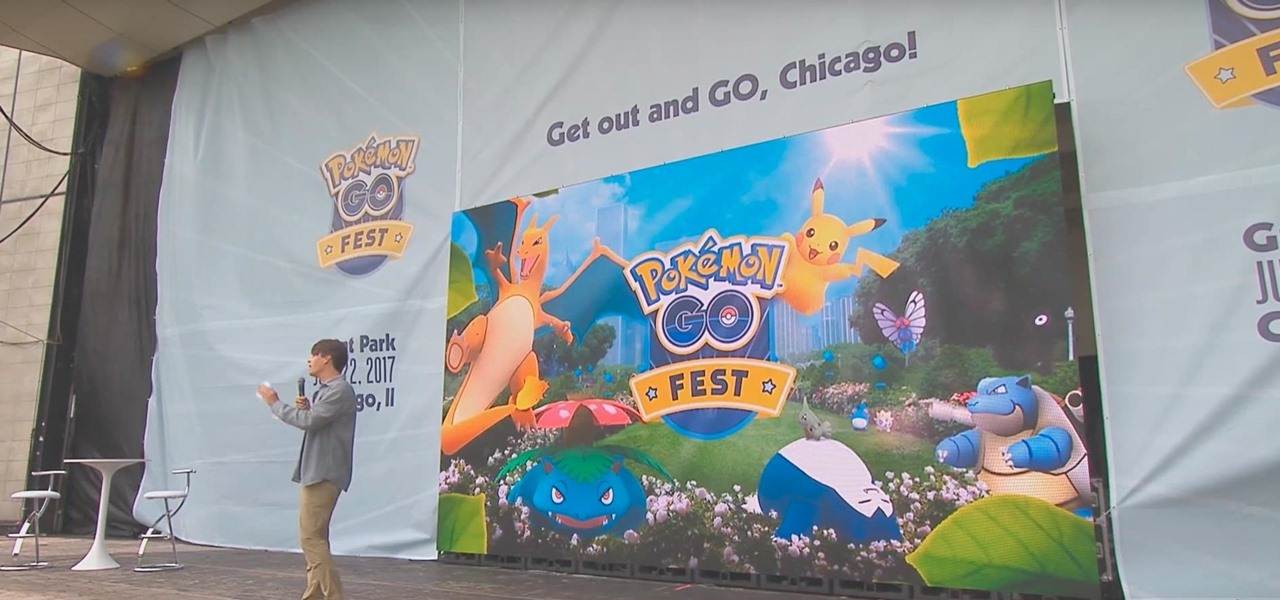 Pokémon GO Fest Disaster Leads to More Events Being Delayed