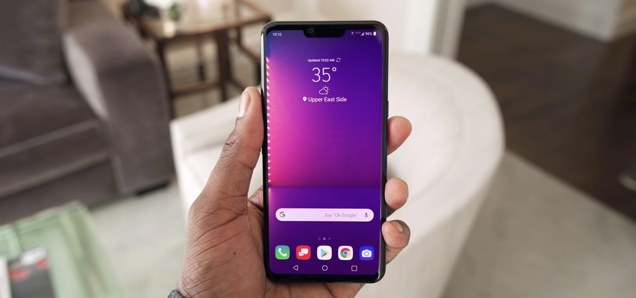 In-Screen Sound & Hand Unlock? Here's What You Should Know About the LG G8 ThinQ