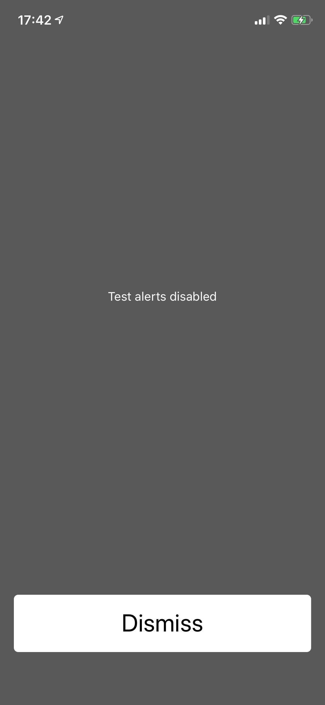 Disable amber alerts on your iPhone, plus emergency, public safety and other government alerts