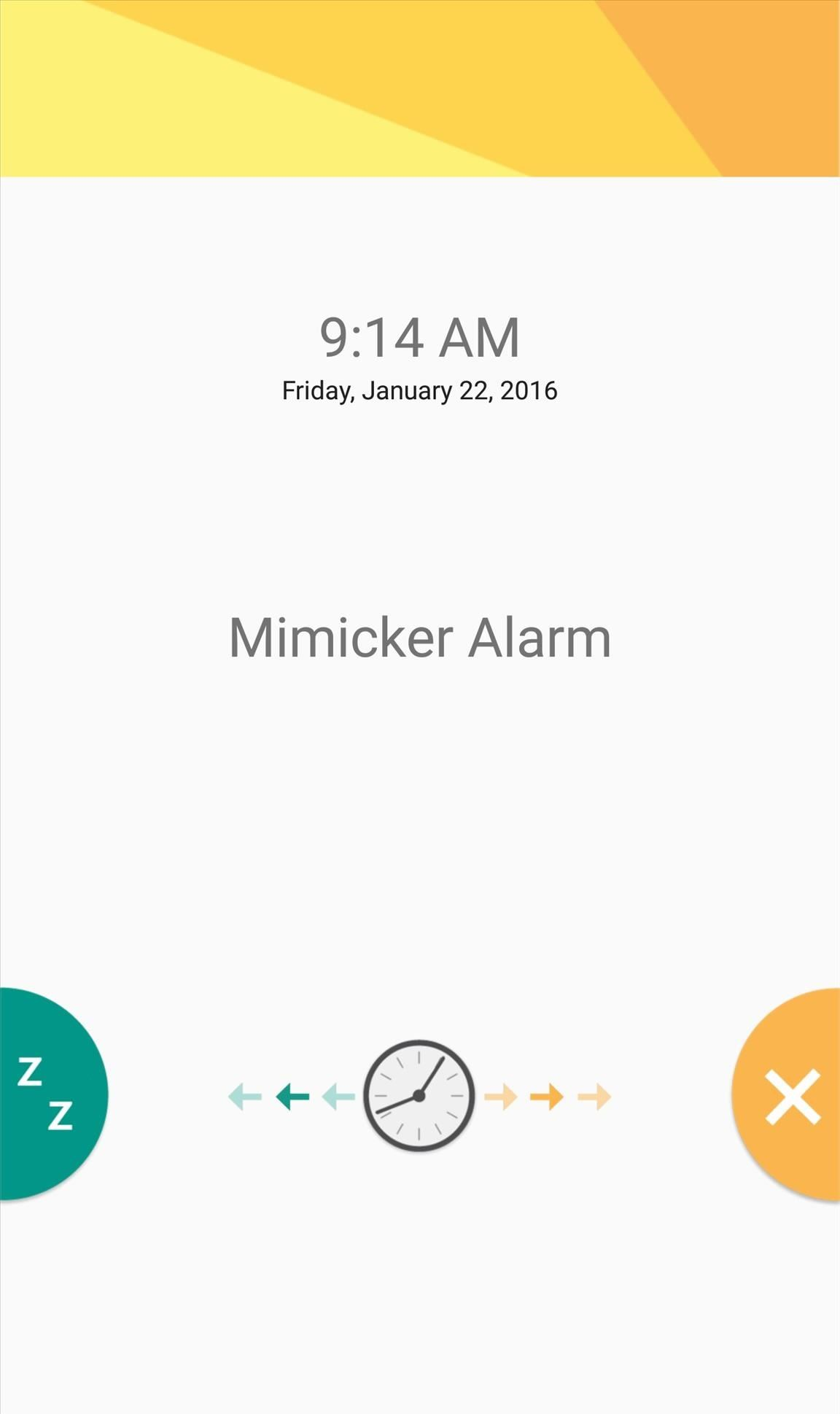 Microsoft's Android Alarm App Has a Weird New Way to Get You Out of Bed in the Morning