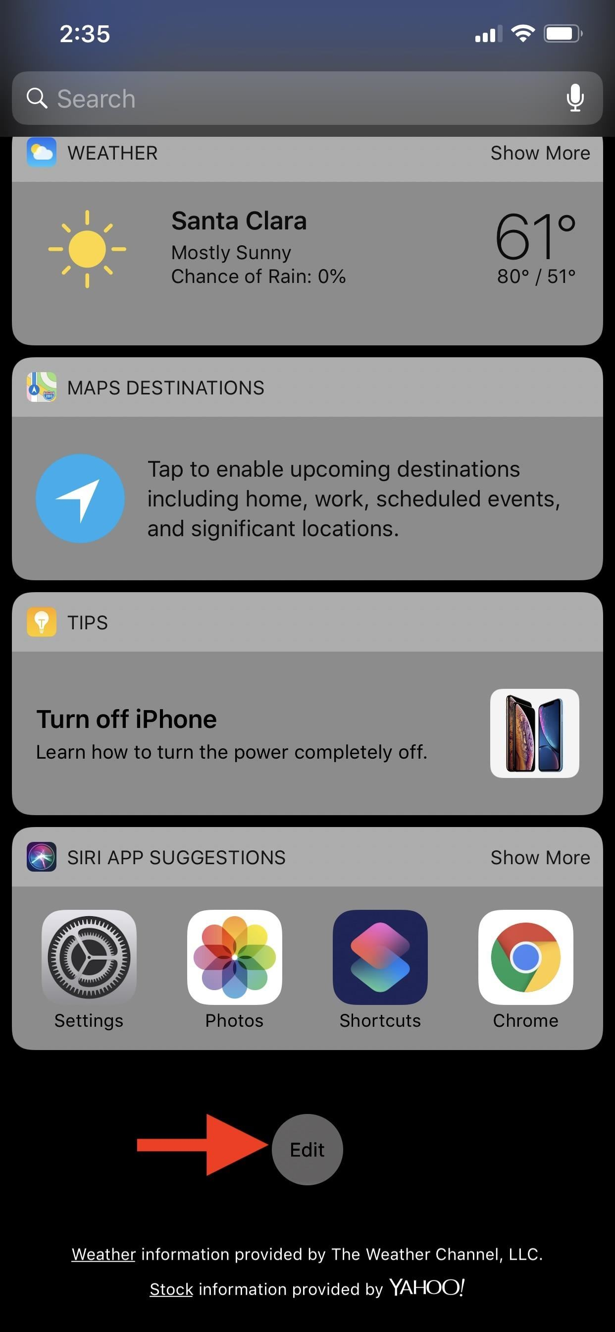How to Remove Widgets from Your iPhone's Lock Screen « iOS
