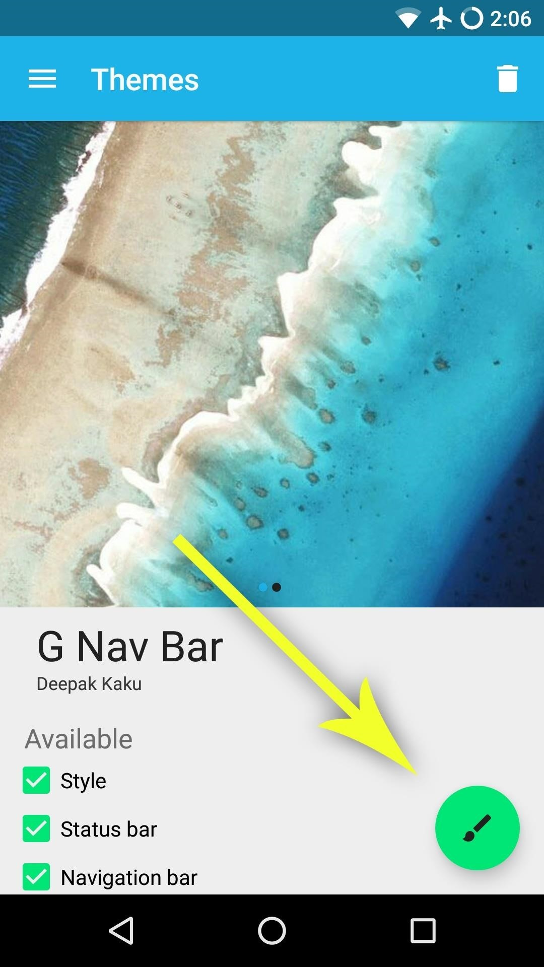 How to Get Android Nougat's New Navigation Keys Right Now