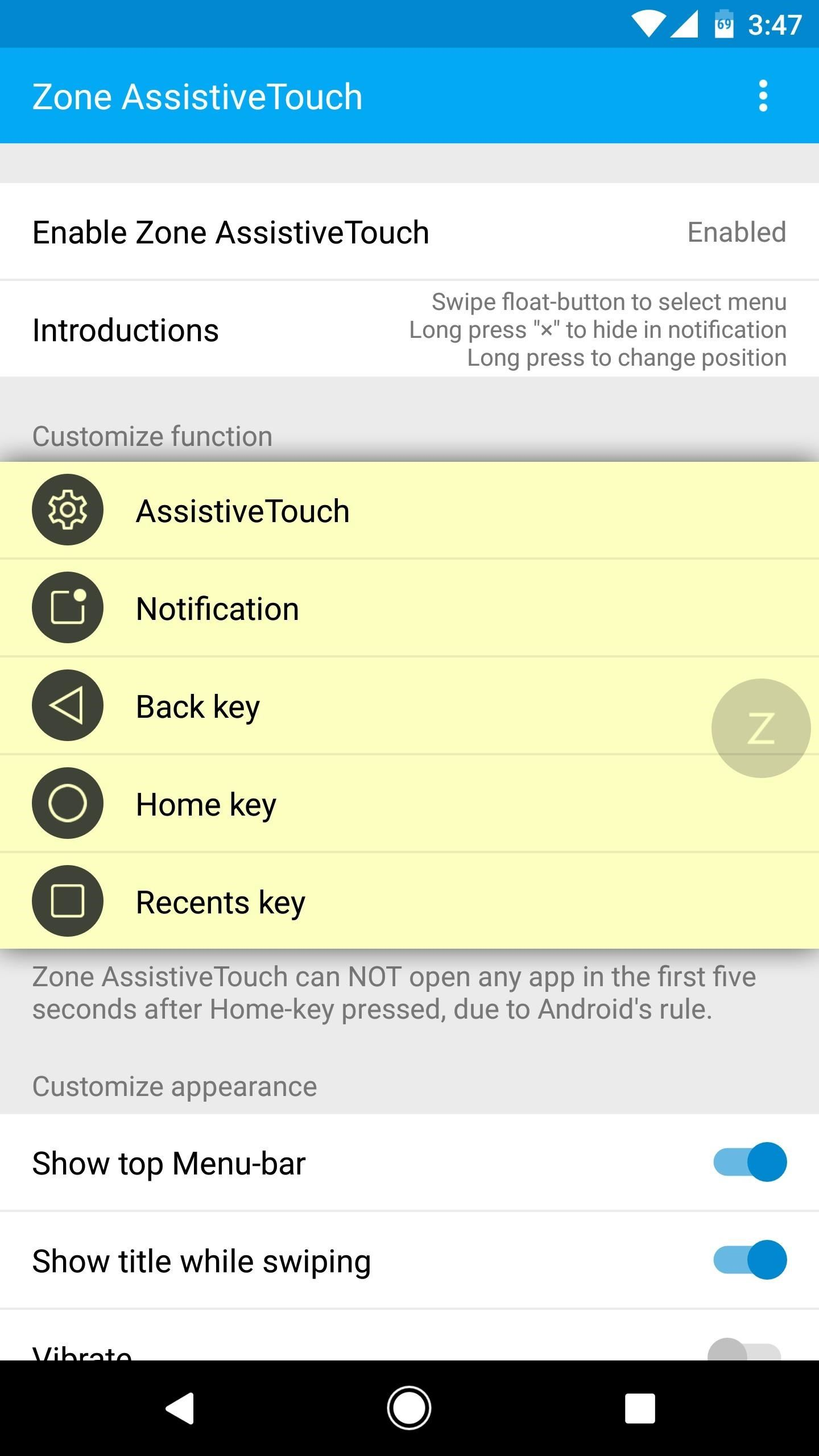 Get MIUI's 'Quick Ball' Navigation Gestures on Any Android