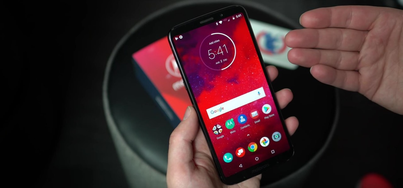 Moto Z3 — the Good, the Bad & the Meh
